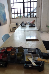 Ahavani Mullen studio
